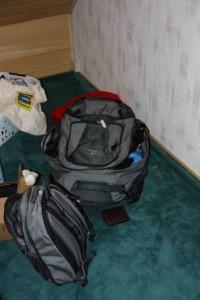 Packen macht Spass